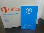 Maicrosoft Office 2013 Home and Business BoX
