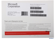 Microsoft Windows 8.1  Professional Russian (СНГ) Oem  32 64 Bit