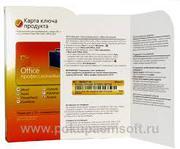 Microsoft Office 2010 Профессионалный, RUS/ENG, CK ( СНГ )